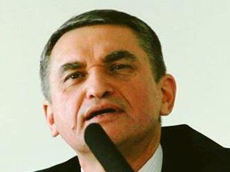 Oleh Shamshur, ambassadeur d'Ukraine à Paris.