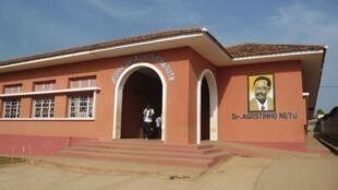 Escola Agostinho Neto em Bissau