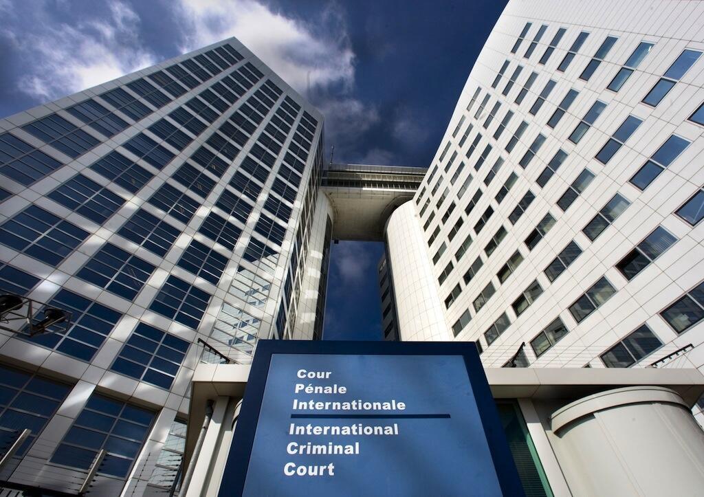 Jengo la Mahakama ya Kimataifa ya ICC mjini Hague nchini Uholanzi