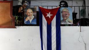Trong một nhà dân Cuba ở La Habana, ngày 21/07/2018.