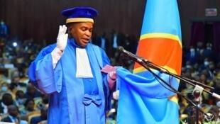 Les trois juges nommés en juillet ont prêtés serment mercredi 21 octobre 2020 face au président congolais Félix Tshisekedi.