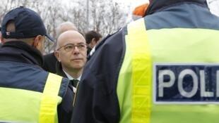 334 personnes ont été interpellées, 287 parmi elles sont placées en garde à vue, a indiqué Bernard Cazeneuve en ouvrant à Paris un colloque sur le terrorisme à l'échelle européenne ce mardi 15 décembre 2015 (photo d'illustration).
