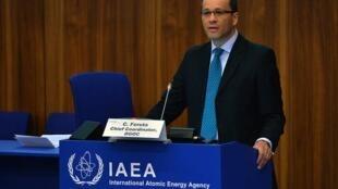 کورنل فروتا، سرپرست آژانس بینالمللی انرژی اتمی
