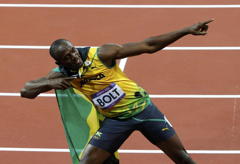 A legend in his lifetime - Usain Bolt