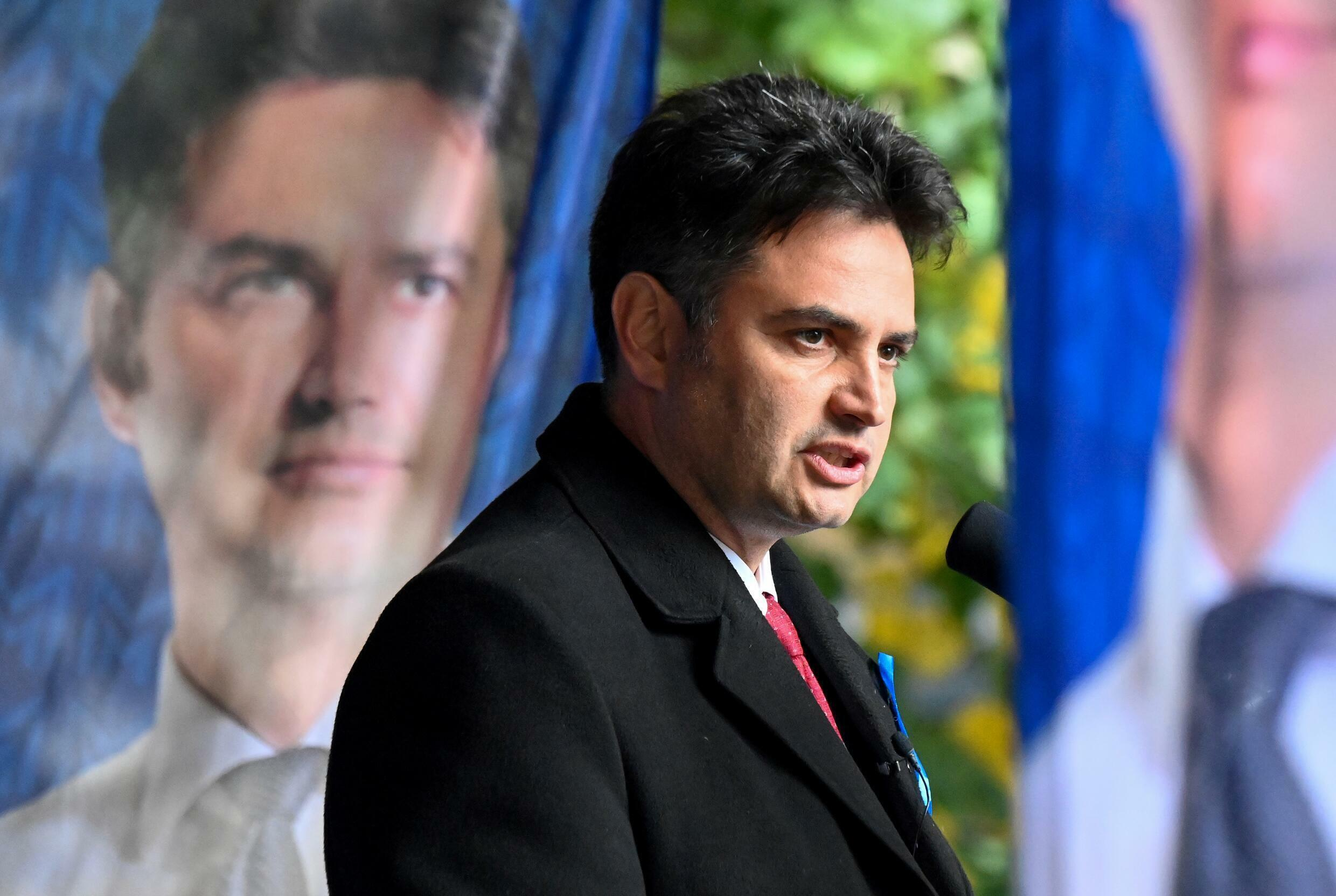 Peter Marki-Zay is set to run for prime minister next year as a unified opposition candidate