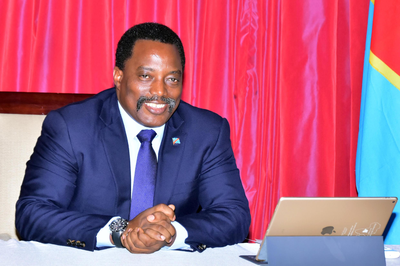 Raisi wa DRC Joseph Kabila