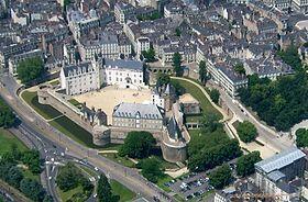 盧瓦河省布列塔尼公爵城堡