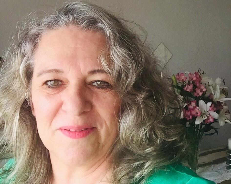 A assistente social paulistana Selma Manzini.