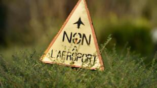 Jusqu'à mercredi, le groupe Vinci était chargé de la construction de l'aéroport de Notre-Dame-des-Landes.