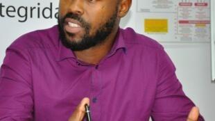 Edson Cortês, director-geral do Centro de Integridade Pública de Moçambique