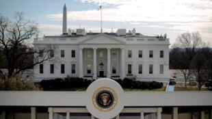 Fadar gwamnatin Amurka ta White House