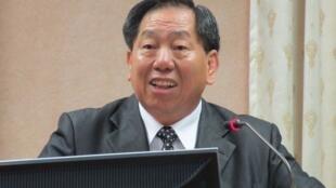 Giám đốc cơ quan tình báo Đài Loan Tsai Der-sheng (www.wikipedia.org)