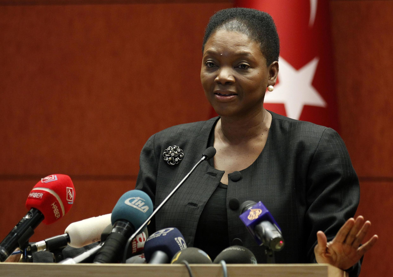 A representante da ONU Valeria Amos pediu acesso à todas as regiões da Síria durante missão nesse fim de semana.