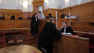 Cour de justice, Le Scouarnec