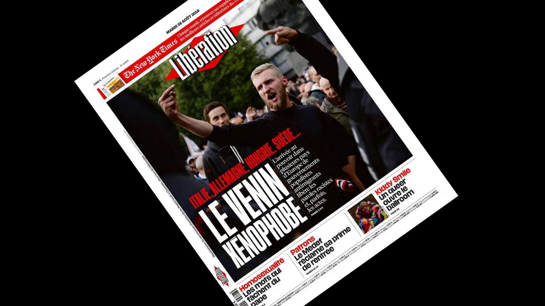 A crise na Europa com o retorno do populismo é destaque do jornal Libération desta terça-feira, 28
