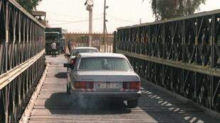 Les officiels palestiniens n'ont plus le droit de franchir la frontière avec la Jordanie au volant de leur voiture privé.