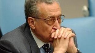 Lakhdar Brahimi  sabon mai shiga tsakanin Rikicin kasar Syria