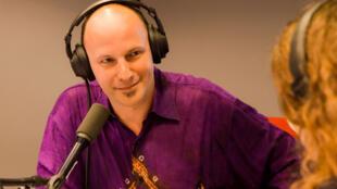Frédéric Garat est la Voix de RFI pour le Club cette semaine.