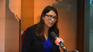 Céline Schmitt, porte-parole du HCR.