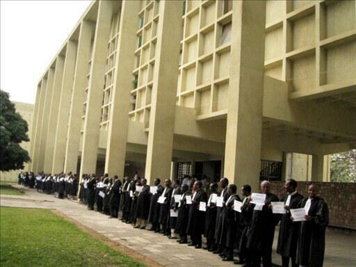 Jengo la mahakama, Bujumbura Burundi.