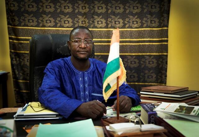 Yacouba Soumana Gaoh, le gouverneur de Diffa.