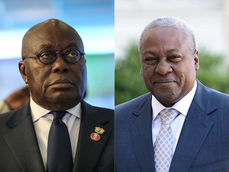Gana vai a votos esta segunda-feira em eleições presidenciais e legislativas