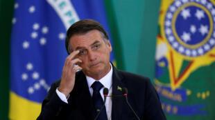 "O jornal econômico Les Echos desta quinta-feira (10) comenta a ""Bolso-democracia"" no Brasil."