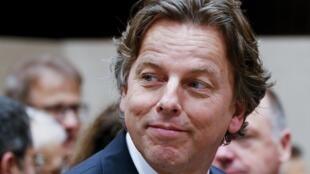 Bert Koenders, ministre néerlandais des Affaires étrangères, le 1er décembre 2015.