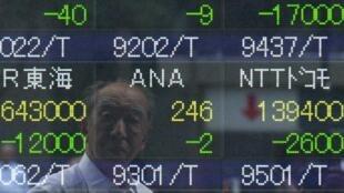 A bolsa de Tóquio fechou em forte queda nesta sexta-feira, 5 de agosto de 2011.