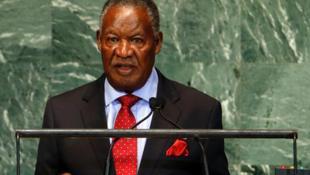Rais wa Zambia, Michael Sata