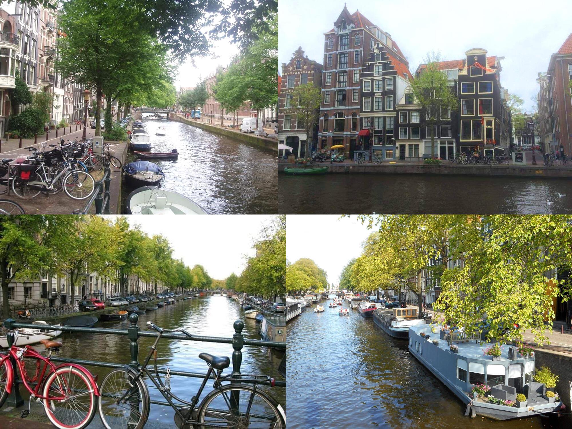 Thành phố Amsterdam (Hà Lan) đứng hạng thứ 7 trên bảng xếp hạng với 26,7 triệu hashtag,