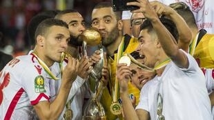 Os marroquinos do Wydad Casablanca venceram a Liga dos Campeões africanos em 2017.