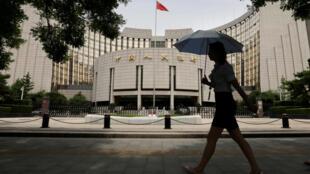 中国人民银行总部 2013年6月21日