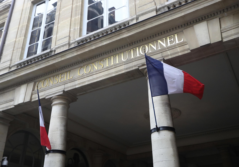 Les locaux du Conseil constitutionnel français.