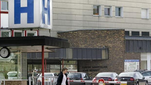 Le centre hospitalier Jean Monnet, à Epinal, où ont eu lieu les dysfonctionnements.
