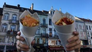 As batatas fritas ultrapassaram as fronteiras belgas e conquistaram o mundo.