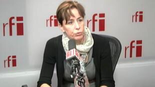 Fabienne Keller , sénatrice UMP du Bas-Rhin, vice-présidente de la Commission des Finances et de la Commission des Affaires européennes au Sénat.