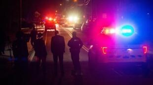 纽约州一位犹太教拉比家中5人遭刺伤,2019年12月29