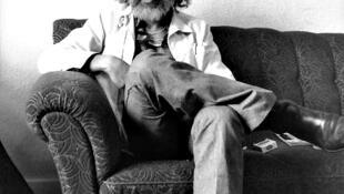 Georges Moustaki en 1974.