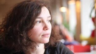 Журналист Жанна Немцова