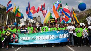 Cutar HIV na ci gaba da yaduwa tsakanin manyan mutane musamman matasa