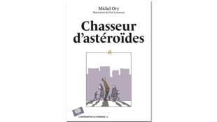 Couverture «Chasseur d'astéroïdes».