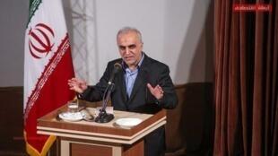 فرهاد دژپسند وزیر اقتصاد ایران