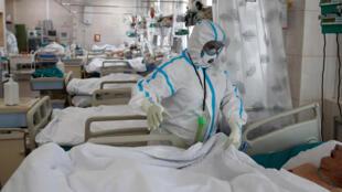 俄罗斯应对新冠病毒疫情