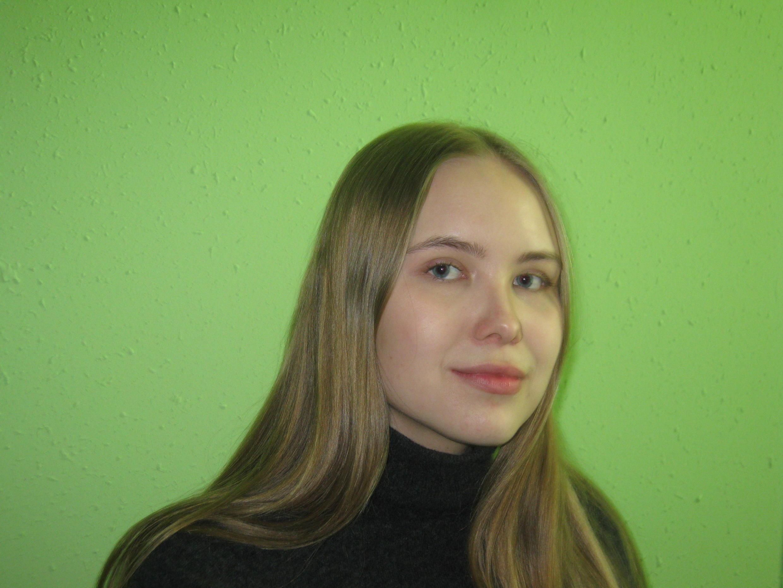 Диана Трефилова, студентка Высшей школы экономики