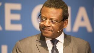 Fira ministan kasar Kamaru Joseph Dion Ngute.