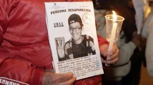 Chaque année, environs 500 personnes disparaissent en Bolivie.