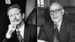 چهل سال پیش هنگامیکه دو دولت بختیار و بازرگان رو در روی یکدیگر قرار گرفتند