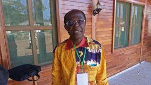 Le docteur Bihini Won wa Musiti est le coordonnateur régional du Programme d'appui à la conservation des écosystèmes du bassin du Congo.