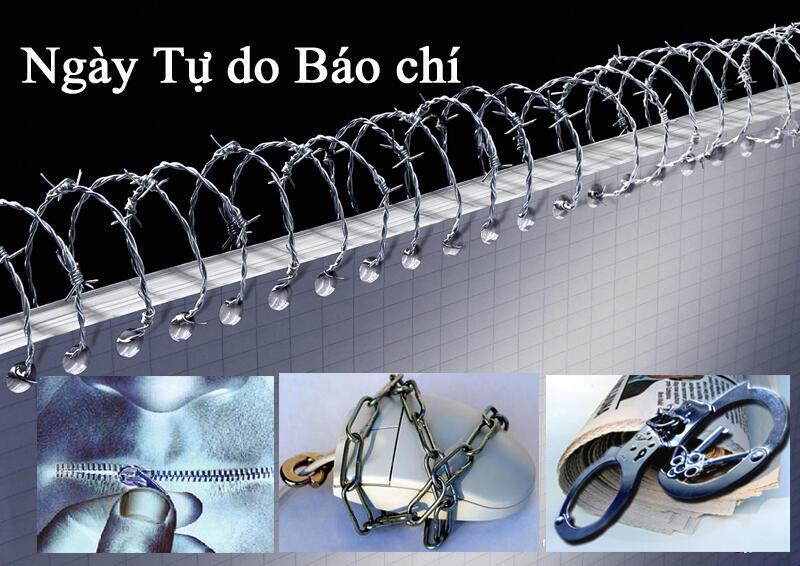Ngày Quốc tế Tự do báo chí (DR)
